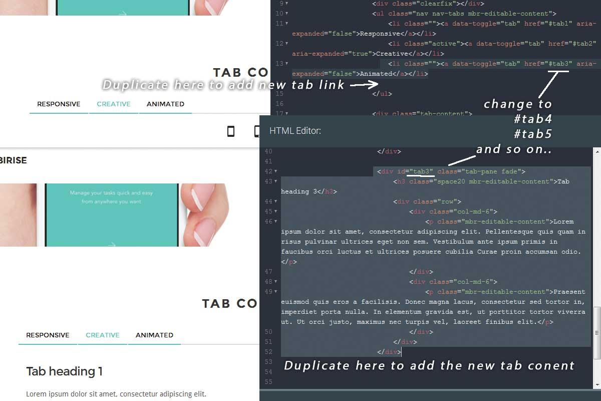 Premium Bootstrap Blog Theme Tutorial