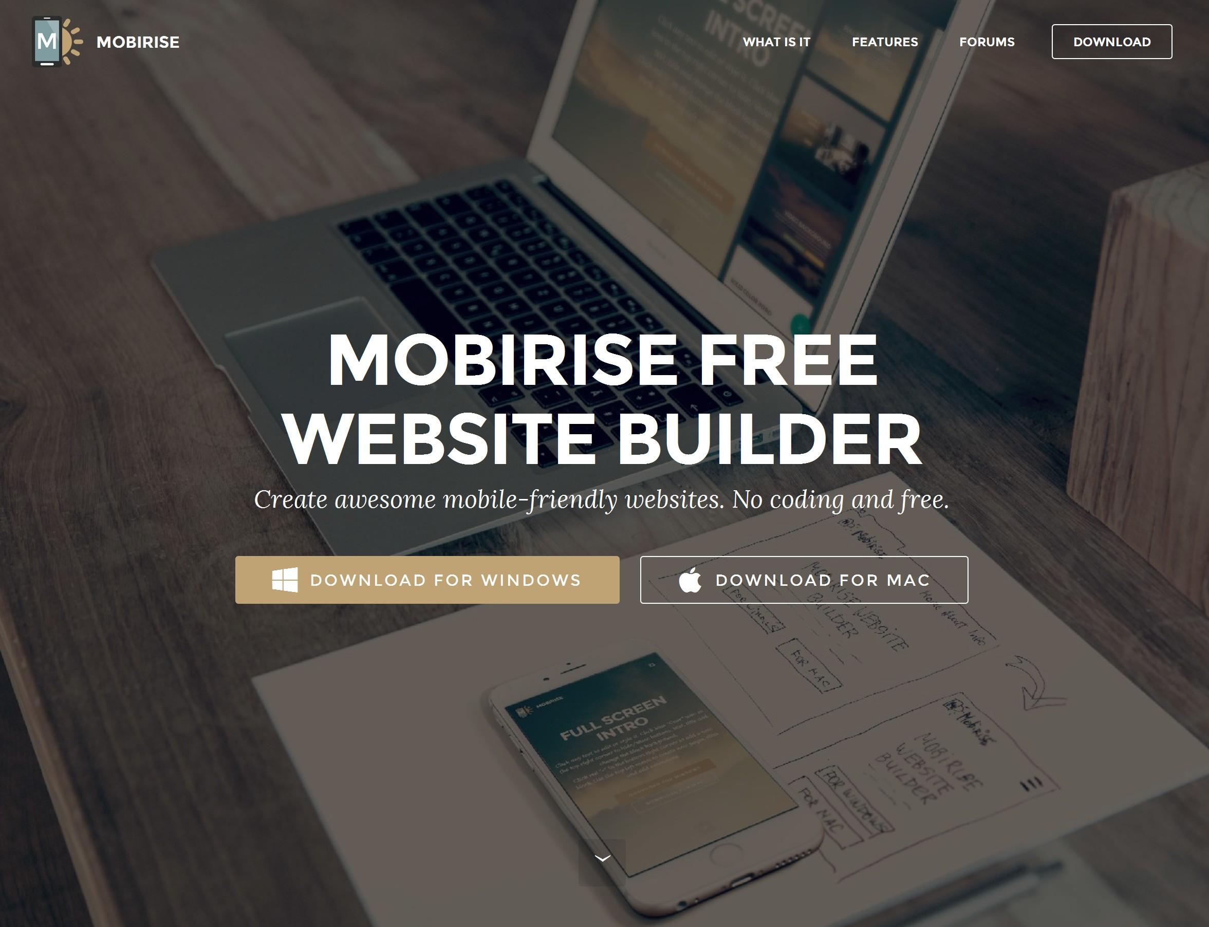 HTML Responsive Web Site Creator Review