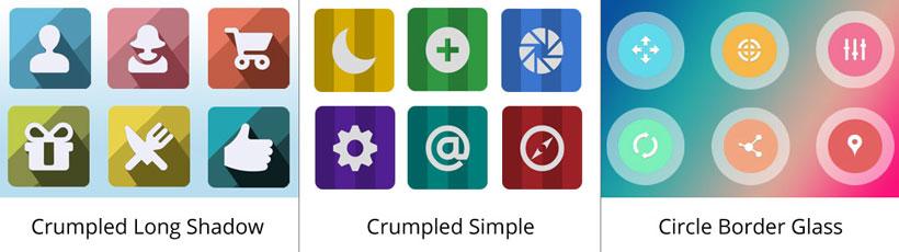 Web Icon Fonts