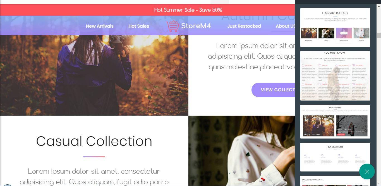 HTML5 Website Theme